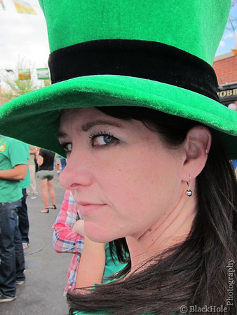 St. Patrick's Day, 17 March 2012