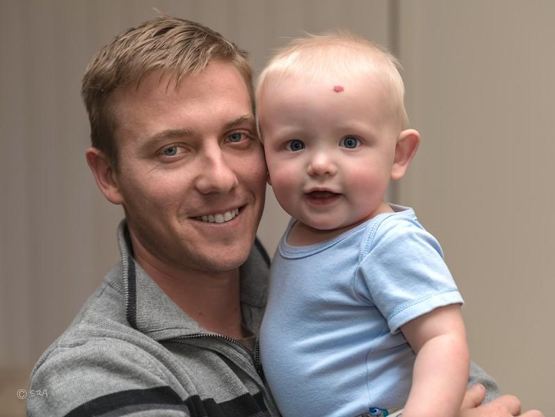 Dad & Marcus