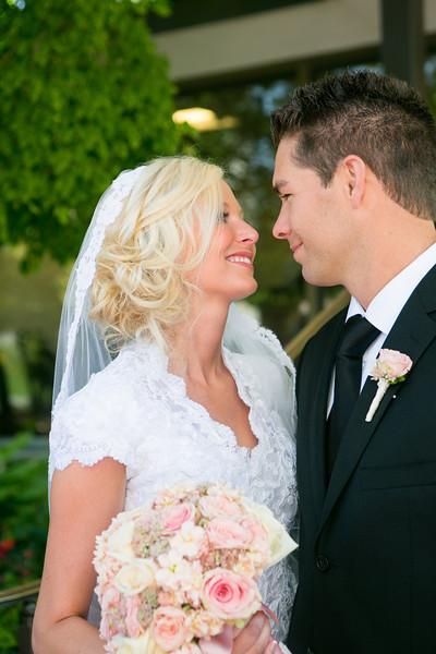 Heather Bryce wedding
