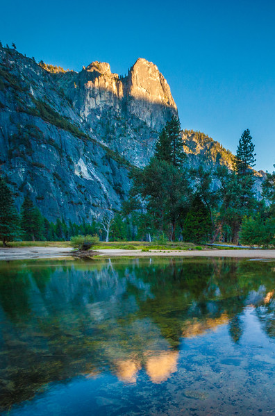 Merced River - Yosemite