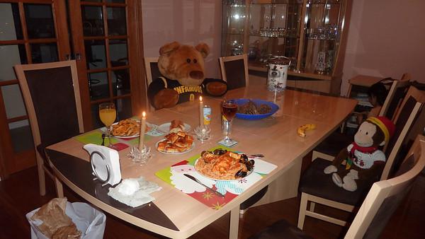 Xmas Dinner 09