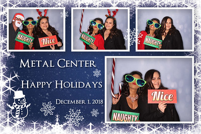 Metal Center Holiday Party 12.01.19