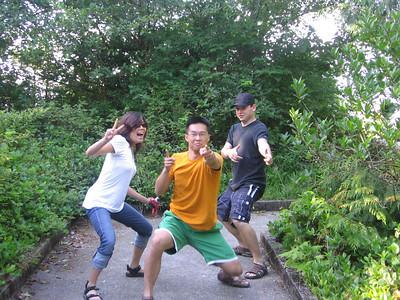 August 3-6, 2007 (Dima)