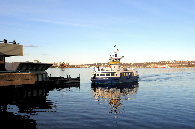Ferry from HAlifax to Darthmouth