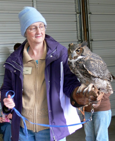 Eagle Lady Doris at ILSP 027.jpg