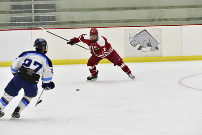 1/20/18: Boys' Varsity Hockey v Canterbury