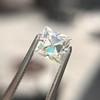 1.38ct French Cut Diamond GIA J VVS1 13