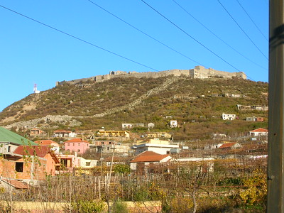 Albania - Trip North and Puke Nov 07