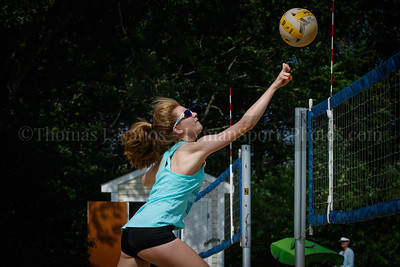 2019-07-07 - Westerly Volleyball Assoc. Girls Juniors Beach Tournament