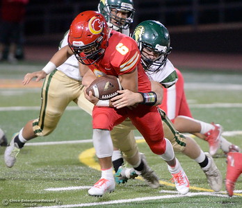 Chico vs Red Bluff Football 10-12-2018