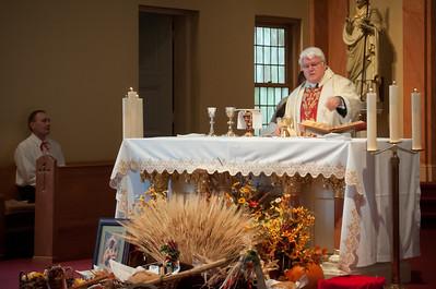 2013 St. Stanislaus Dozynki Mass and Celebration