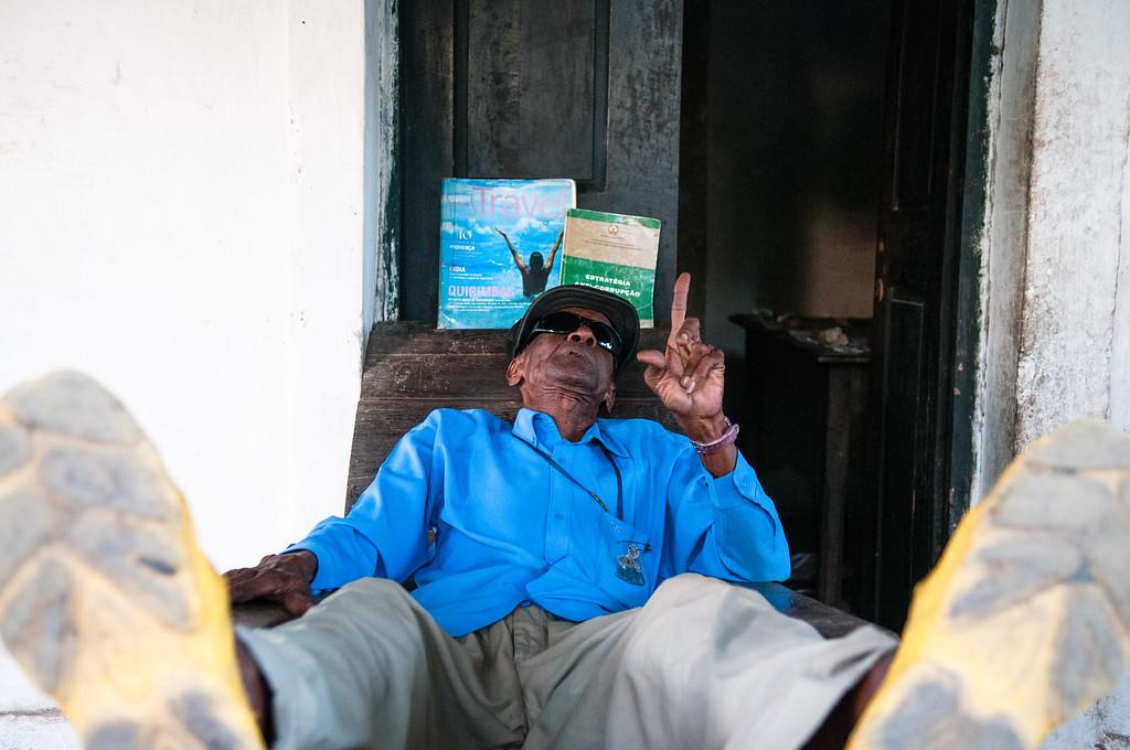 2010-41 Ilha de Ibo - Historian Joao Baptista.