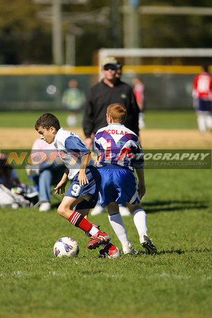 (Sun 12:40pm Boys U13 Red) Smithtown Sonic vs. Lake Grove Triangle Soccer Vipers