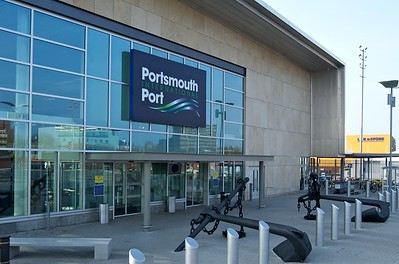 Portsmouth- Ferry Terminal