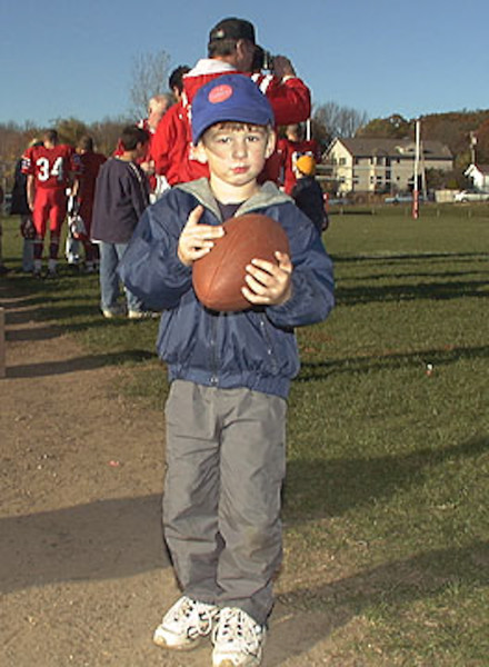 Burlington Pop Warner