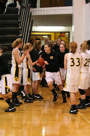 2007-2008 Centerville High School Girls Basketball