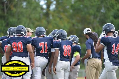 2016 08 31 camden middle school football