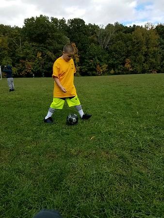 Soccer Year 1