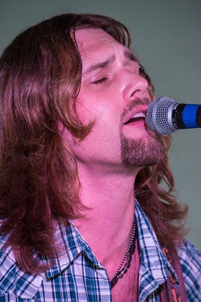 Cole Allen-Cole Allen Band -Madelia Blues Fest 2014