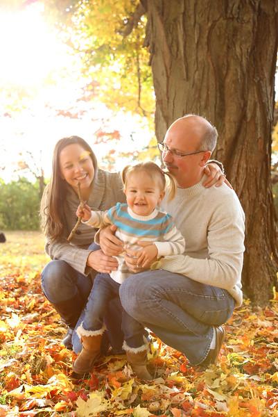 Condon Family Portrait Session