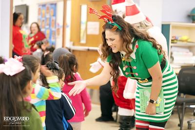 Buddy the Elf at Stafford ECC