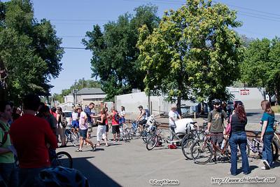 Hunt the grid, Sacramento Bicycle Kitchen