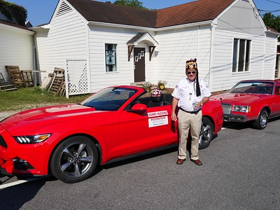 Old Soldiers Day Parade