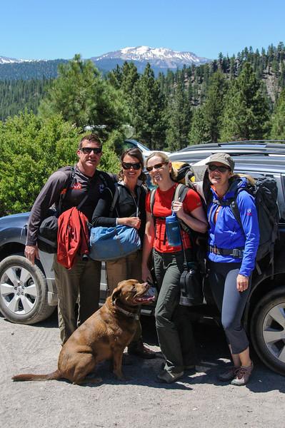 Climbing Owen's Valley June 2012