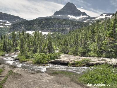Glacier National Park 2013 and 2016