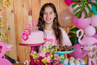 Aniversário | Tiffany 10 anos