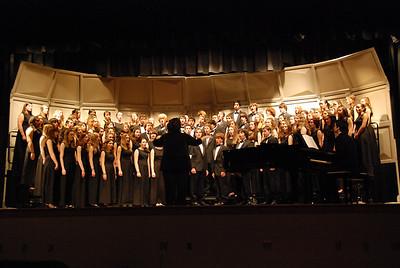 MICCA Combined Chorus 2010