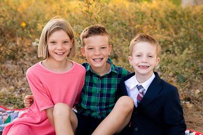 Matthew, Sarah and Braden