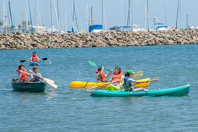 1723 Boy Scouts Cabrillo Beach