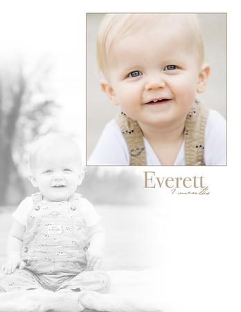 Everett 9 Months