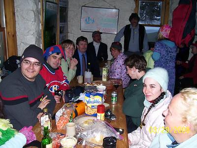 Fool Scout Ball III, Carter Notch Hut, March 2008