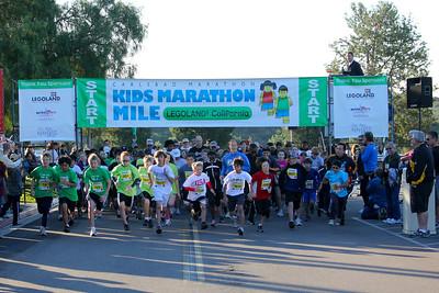 Kids Marathon Mile 2011