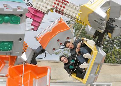 Houby Fest carnival