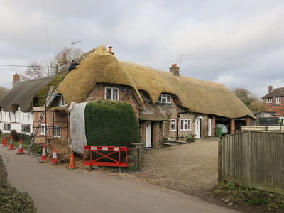 Lone Barn Thatching