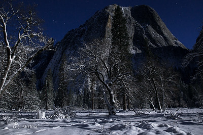 Yosemite-winter