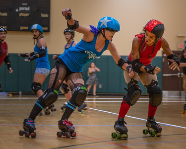 Orlando Roller Derby September 2018