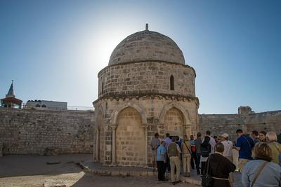 Pater Noster, Mt. of Olives, Gethsemane