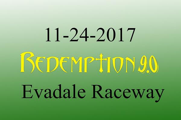 11-24-2017 Evadale Raceway 'Redemption 9.0'