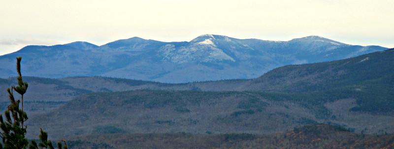 Albany Mountain and Albany Brook (November 8)