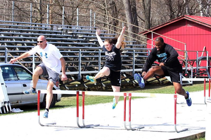 2013 04-20 Spaulding Track & Field Fundraiser