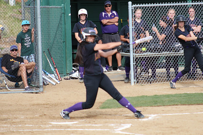 LHS Softball vs Quincy 2014