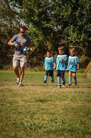 Belle-Clair Soccer League 9-28-14