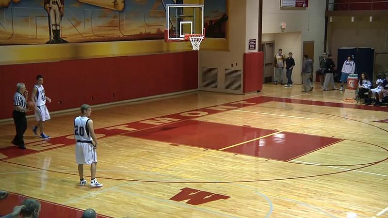 Wheaton Academy Westmont Tournament Game 3