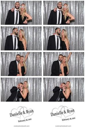 Danielle & Ryan   2 26 21