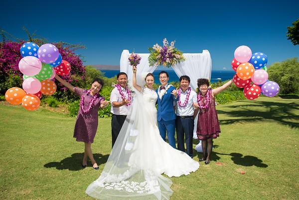 Congratulations Lisa & Yang!