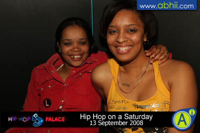 Hip Hop Palace - 13th September 2008